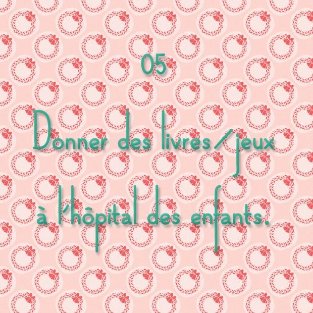 20141205 - Donner à l'hôpital des enfants